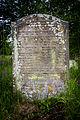 Cimetière juif de Rosenwiller tombe de Cerf Beer mai 2015-2.jpg