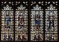 Cirencester, St John the Baptist church, window detail (45222646352).jpg