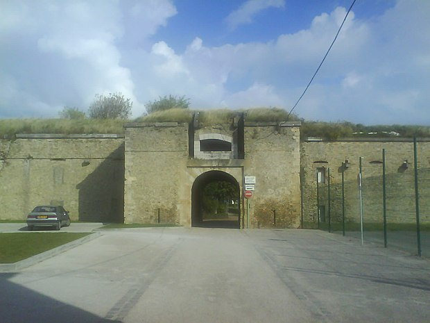 Monument historique à Calais