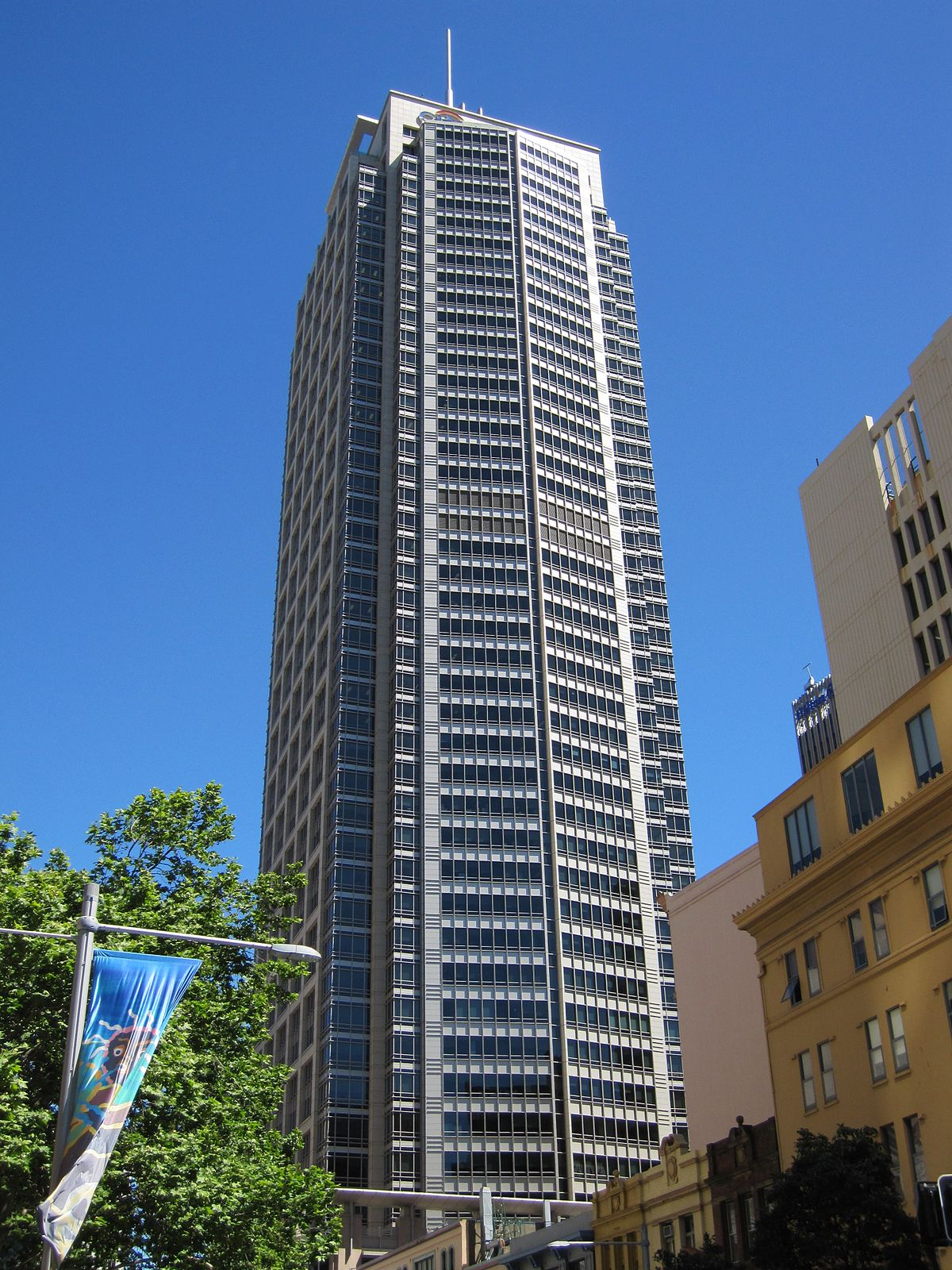 Citigroup Centre, Sydney - Wikipedia