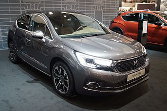 DS 4 - Image: Citroën DS4 (MSP16)