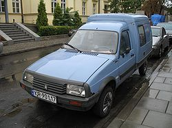 Citroen C15D in Krakow.jpg