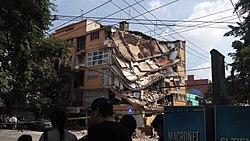 Ciudad de México - Terremoto Puebla 2017 3.jpg