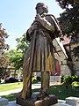 Civil War Memorial by Martin Milmore - Framingham History Center - DSC00388.JPG