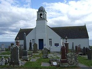Latheron - Image: Clan Gunn Heritage Centre