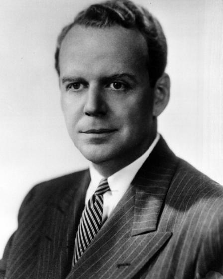 Clark Clifford photo portrait