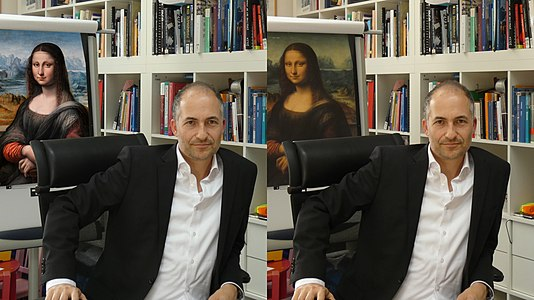 Claus-Christian Carbon in 3D