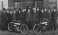 Cleveland Motorcycle Mfg Co Sales Advertising and Admin people March 1917.png