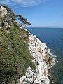 Cliff at the Cap-Martin.jpg