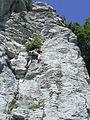 Climbing Falesia di Guadagnolo.JPG