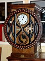 Clocking -on machine at the Brewery Museum in Burton-upon-Trent - geograph.org.uk - 2664345.jpg