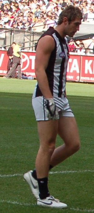 2010 AFL Grand Final - Travis Cloke was the only multiple goal kicker for Collingwood
