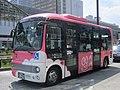 CoCo Bus at Musashi-Koganei Station 02.jpg