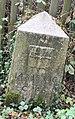 Coal Tax Post, Granite obelisk type, Thames Path.jpg