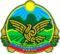 Coat of Arms of Akushinsky rayon (Dagestan).gif