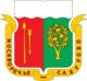Moskvorechye-Saburovo縣 的徽記