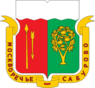 Coat of Arms of Moskvorechye-Saburovo (municipality in Moscow).png
