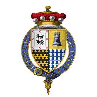 Walter Blount, 1st Baron Mountjoy English politician