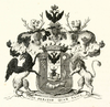 Coat of Arms of Zavadovskie(Zavodovskie) family (1798).png