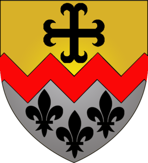 Bettendorf, Luxembourg - Image: Coat of arms bettendorf luxbrg
