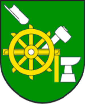 Snina - Image: Coat of arms of Snina