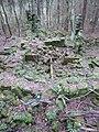Cocking Tor - Woodland Ruin - geograph.org.uk - 348717.jpg