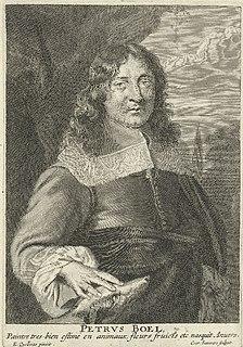 Pieter Boel Flemish painter