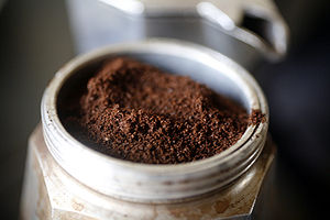 Moka pot - Image: Coffee f 3327912