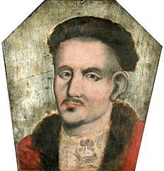 Portret trumienny Konstantego Pstrokońskiego
