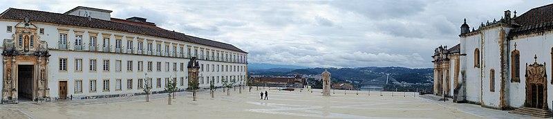 University Of Coimbra Wikipedia