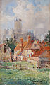 Colin Campbell Cooper, Adam and Eve Inn, Lincoln, England.jpg