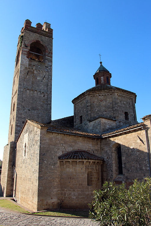 Collegiata di Sant'Agata (Asciano) 05