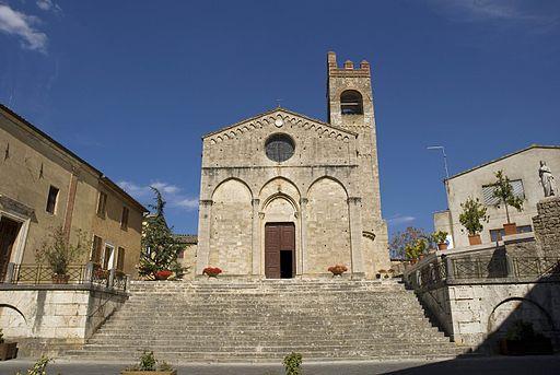 Collegiata di Sant'Agata Asciano