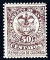 Colombia Antioquia 1890 Sc79.jpg
