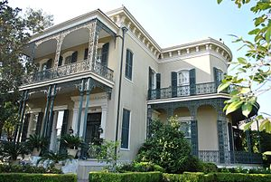Garden District, New Orleans - Colonel Short's Villa