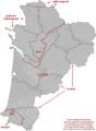 Communes et langues de Nouvelle-Aquitaine avec noms et enclaves.png