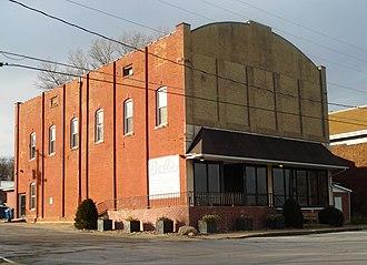 Princeton, Iowa - Community Center