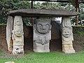 Complejo Funerario 1, Parque Arqueológico de San Agustín.JPG