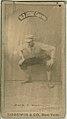 Connie Mack, Washington Statesmen, baseball card portrait LCCN2007686956.jpg