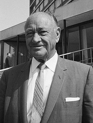 Conrad Hilton - Hilton in 1962