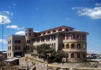 Juliaca - Image: Convento franciscano