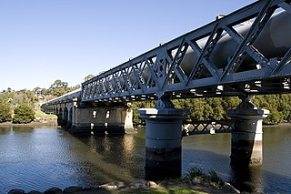Cooks River Sewage Aqueduct