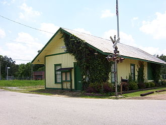 Cordova, Tennessee - Cordova Train Station