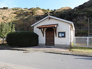 Coreca - Image: Coreca Chiesa della Madonna degli Angeli novembre 2017