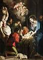 Cornelis de Vos - Mysteries of the Rosary, Adoration of the shepherds.jpg