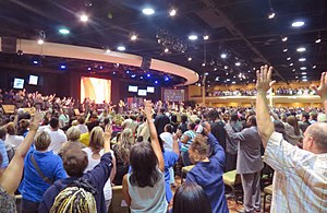 Cornerstone Church (Toledo) - Worship in 2013