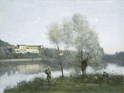Camille Corot: Ville d'Avray