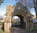 Corpse Entrance. - geograph.org.uk - 1822587.jpg