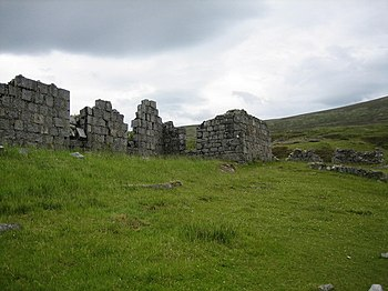 English: Corrour Old Lodge - former Isolation ...