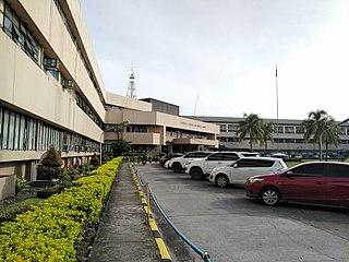 Cotabato Regional and Medical Center Hospital in Bangsamoro, Philippines